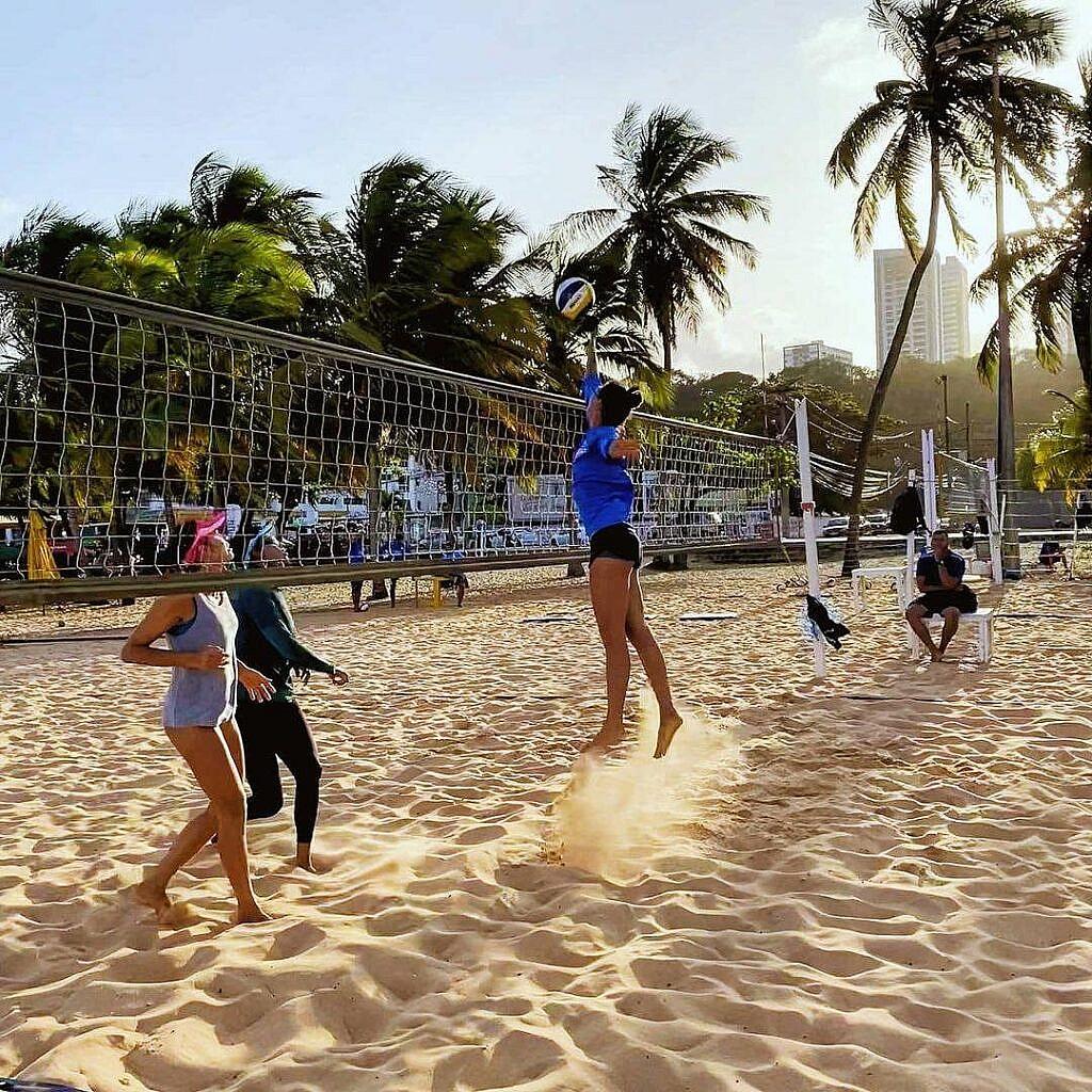 آموزش-شرطبندی-والیبال-ساحلی